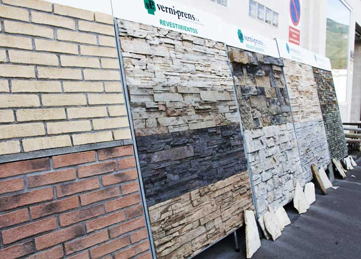 Azulejos materiales de construcci n buenavista for Azulejos para patios rusticos
