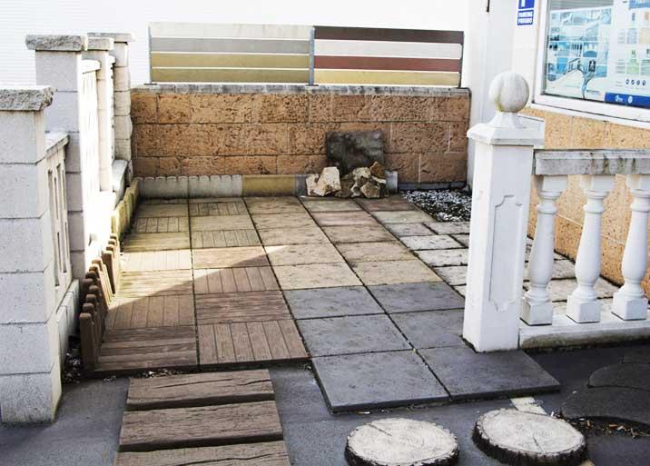 Azulejos materiales de construcci n buenavista - Azulejos para terraza ...
