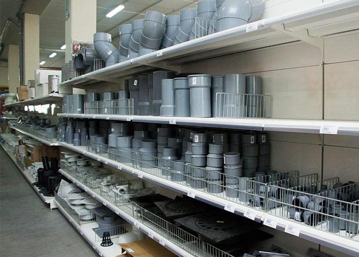Productos de fontanería en Buenavista