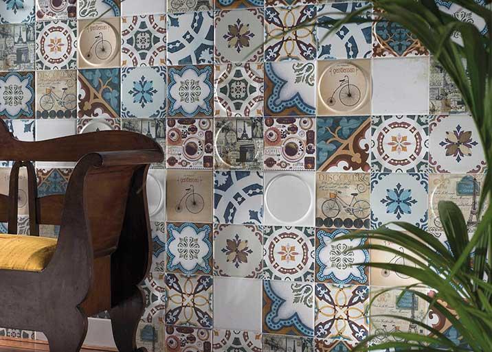 azulejo rustico