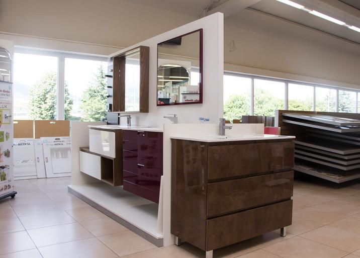Conjunto mobiliario baño Buenavista