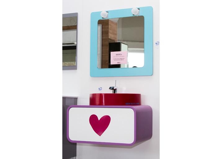 Mobiliario de baño Agatha outlet de MC Buenavista